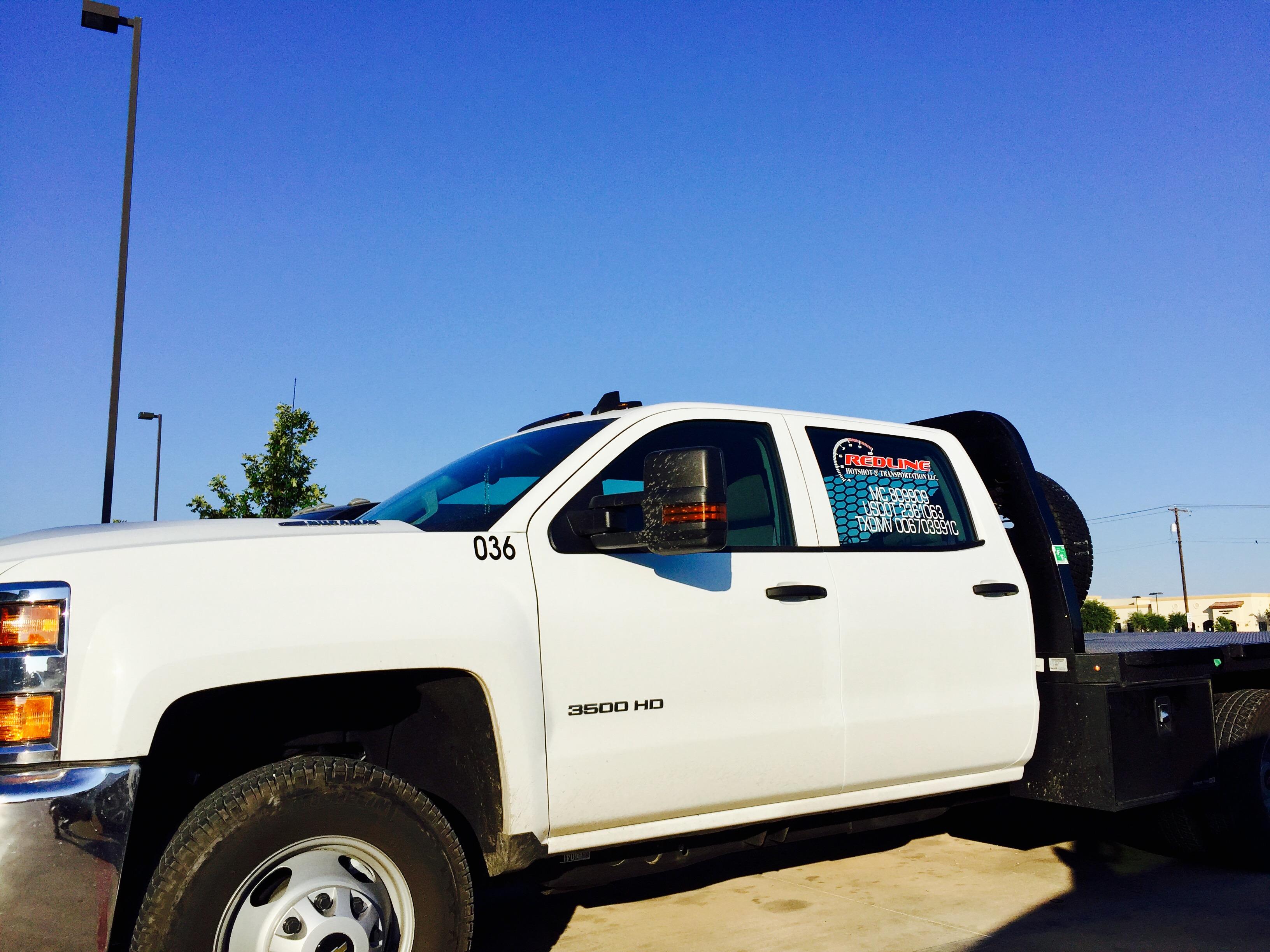 Redline Hot Shot & Transportation, Inc  – Trucking Company